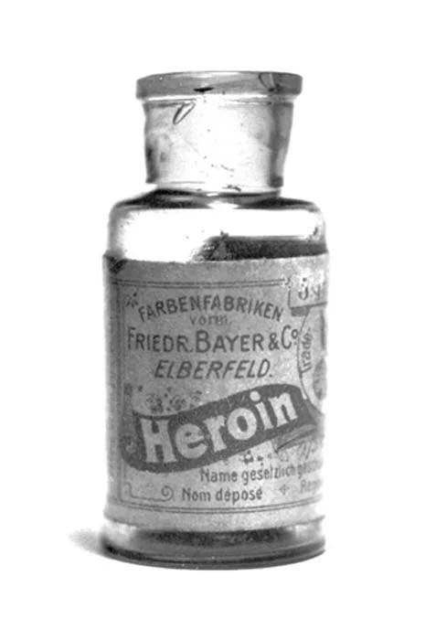 В Европе героин: препарат-убийца продавался компанией Bayer как сироп от кашля