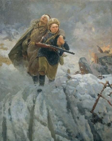 стихи о войне – 2 – 03