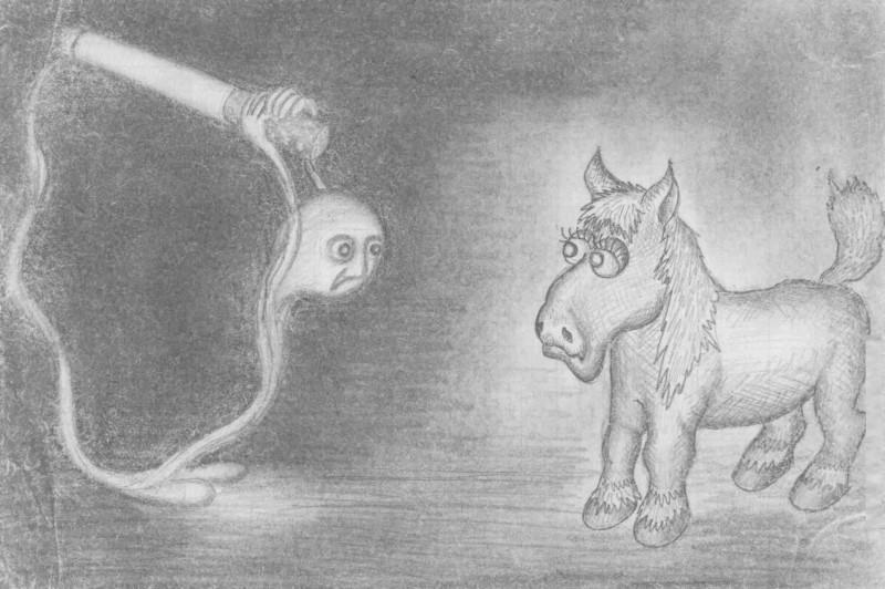 """""""Одна капля убивает лошадь"""" рассказ. Автор Виктор Драгунский"""