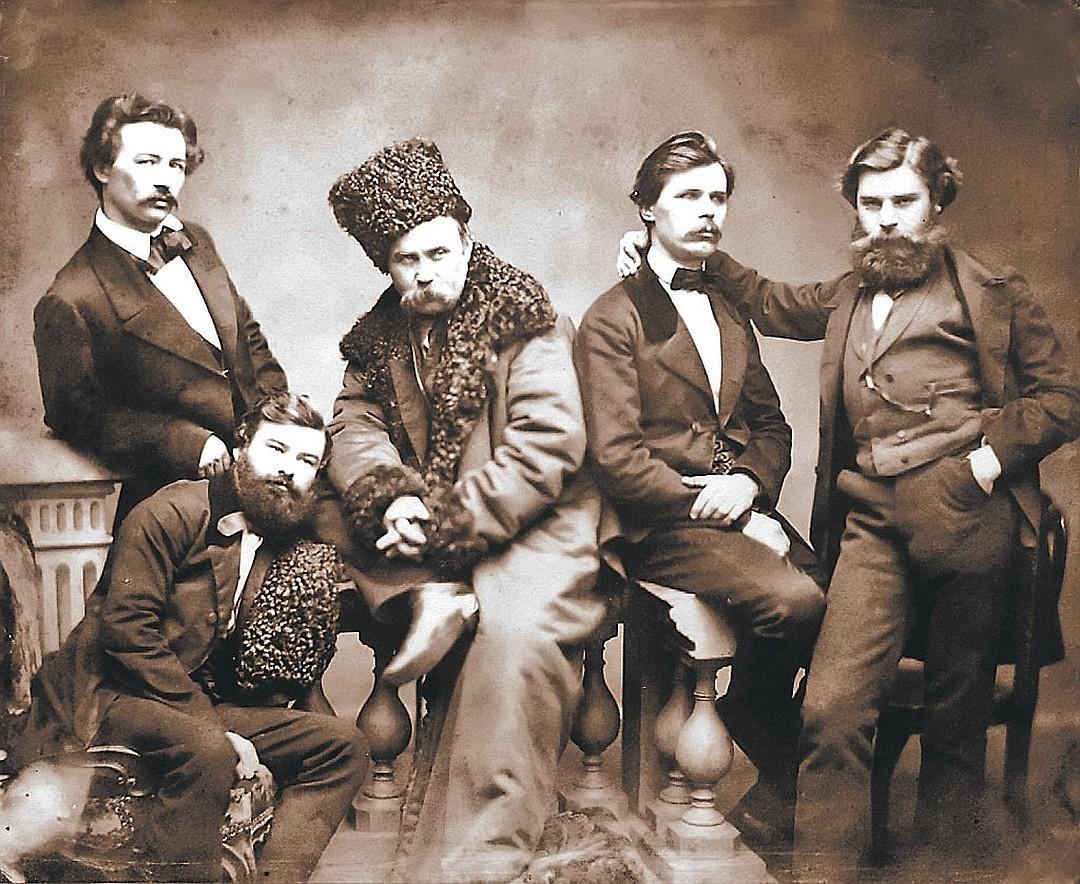 Как Киевскую Русь превратили в Украину, а потом в Анти-Россию