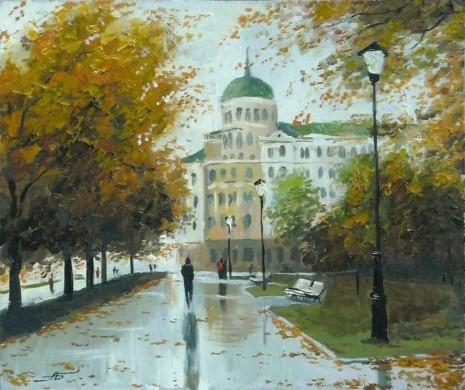 художник Александр Болотов картины – 02