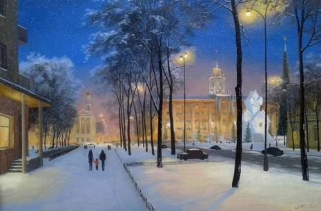 художник Александр Болотов картины – 03