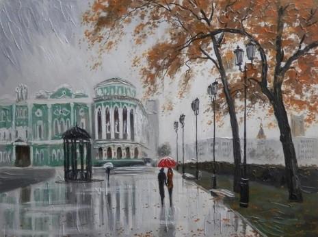 художник Александр Болотов картины – 18