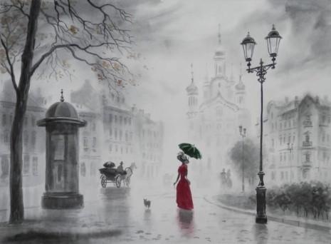 художник Александр Болотов картины – 23