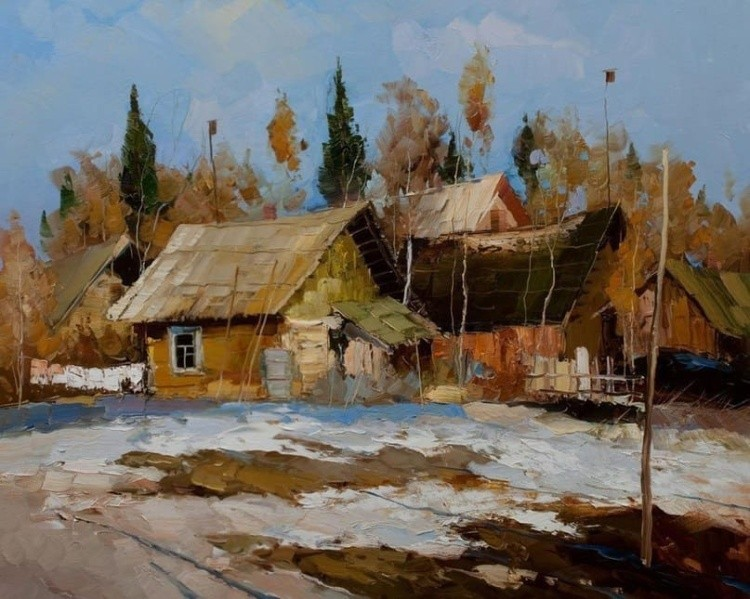 художник Александр Колотилов картины – 12