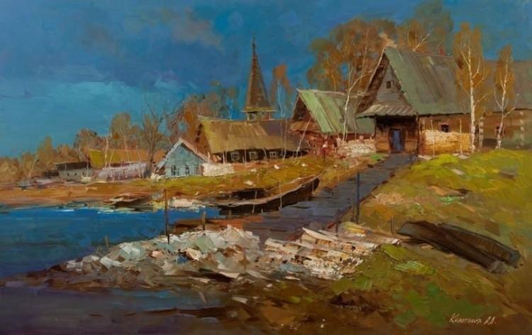 художник Александр Колотилов картины – 13