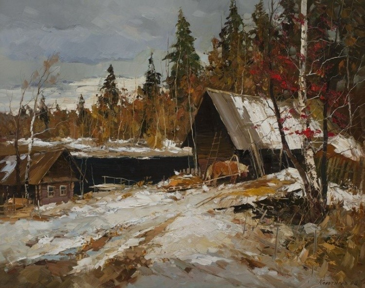 художник Александр Колотилов картины – 14
