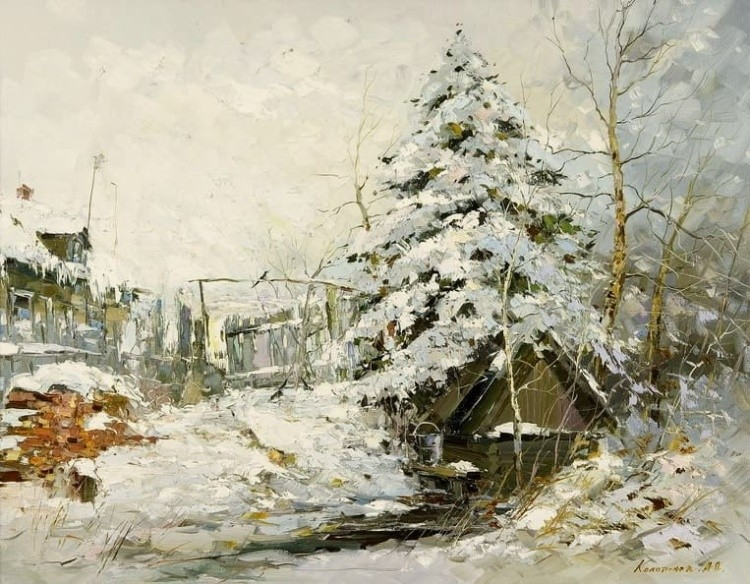художник Александр Колотилов картины – 16
