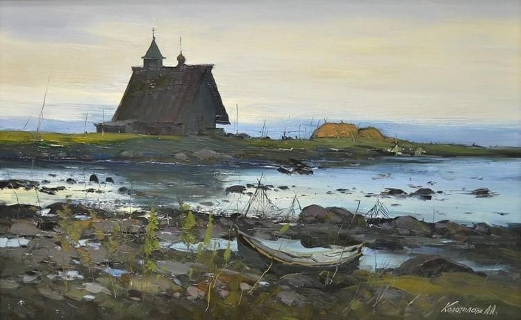 художник Александр Колотилов картины – 19