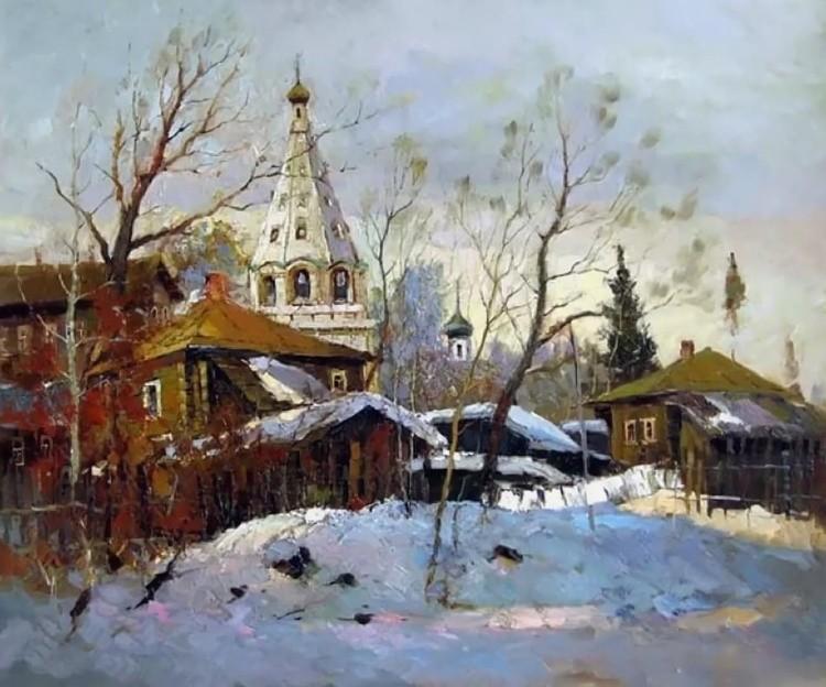 художник Александр Колотилов картины – 20