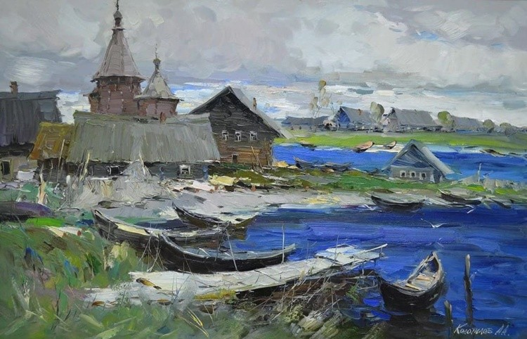 художник Александр Колотилов картины – 21