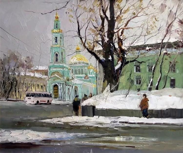 художник Александр Колотилов картины – 25