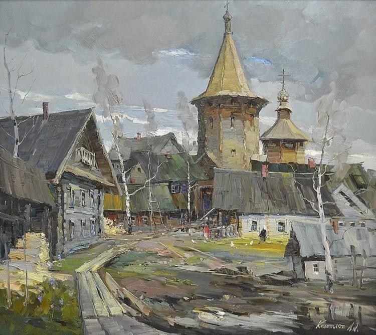 художник Александр Колотилов картины – 26