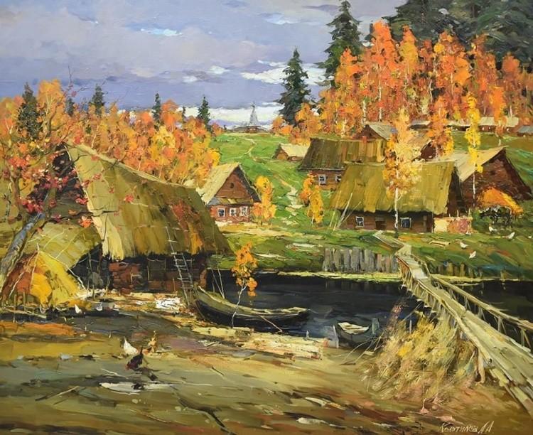 художник Александр Колотилов картины – 27