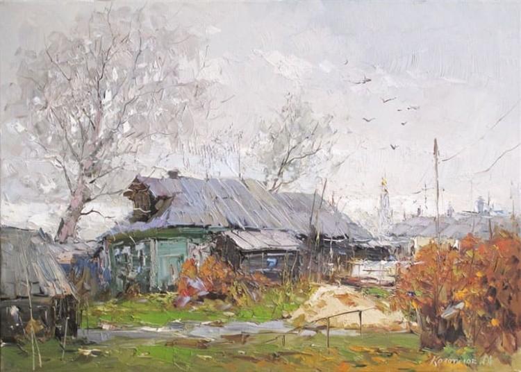 художник Александр Колотилов картины – 28