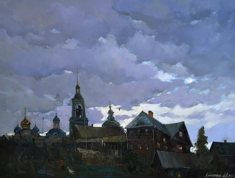 художник Александр Колотилов картины – 29
