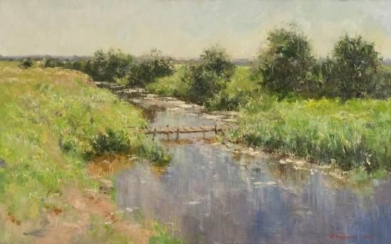 художник Александр Евгеньевич Косничев картины – 16