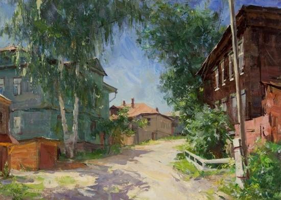 художник Александр Евгеньевич Косничев картины – 17