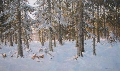 художник Александр Кремер картины – 06