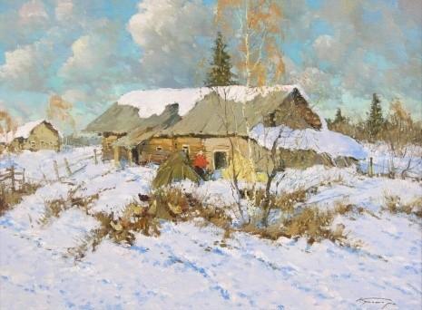 художник Александр Кремер картины – 07