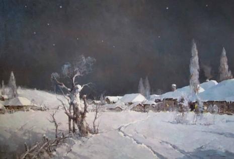 художник Александр Кремер картины – 08