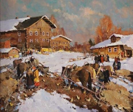 художник Александр Кремер картины – 09