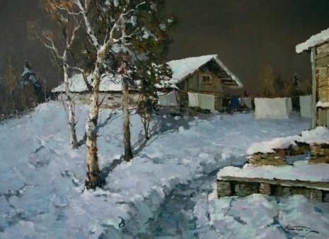 художник Александр Кремер картины – 13