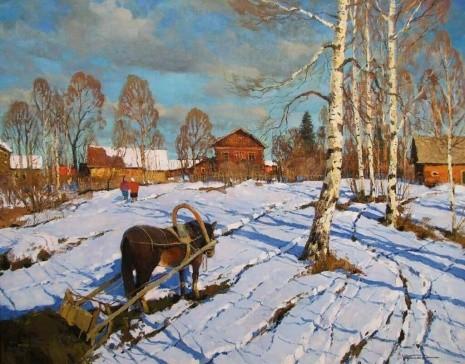 художник Александр Кремер картины – 14