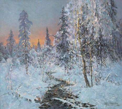 художник Александр Кремер картины – 16