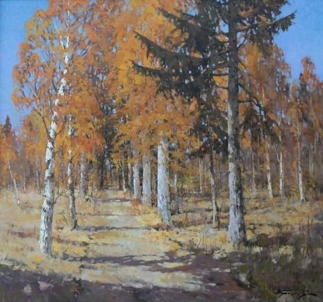 художник Александр Кремер картины – 17