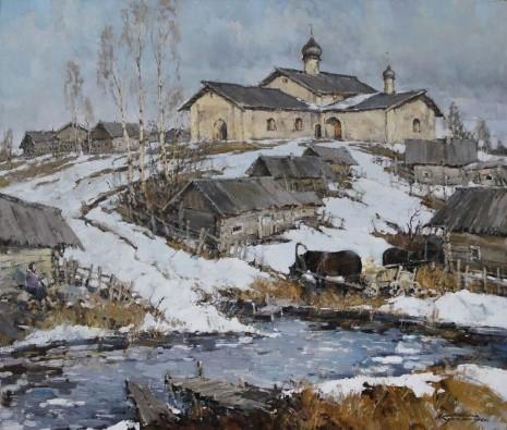 художник Александр Кремер картины – 19
