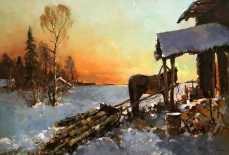 художник Александр Кремер картины – 20