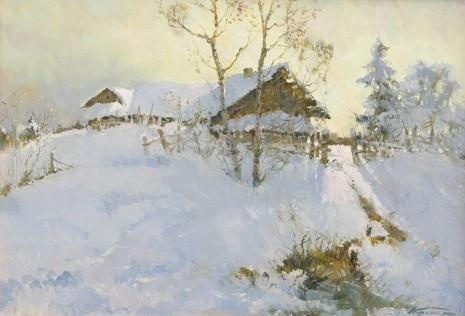 художник Александр Кремер картины – 25