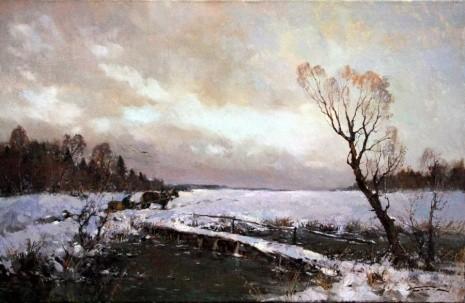 художник Александр Кремер картины – 27