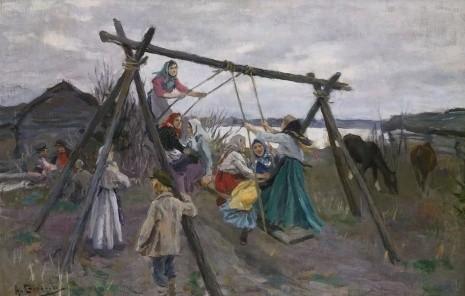 художник Алексей Степанов картины – 07
