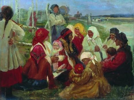 художник Алексей Степанов картины – 29