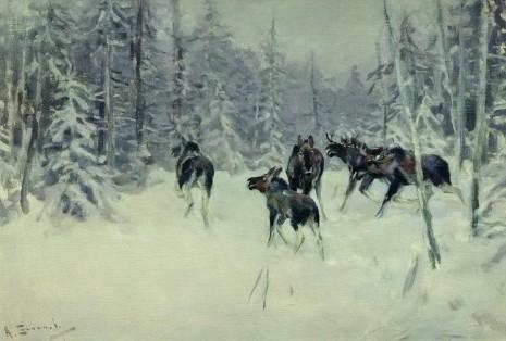 художник Алексей Степанов картины – 32