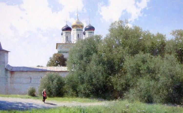 художник Алексей Николаевич Тимошенко картины – 04