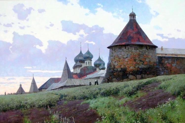 художник Алексей Николаевич Тимошенко картины – 09