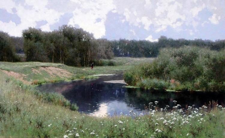 художник Алексей Николаевич Тимошенко картины – 11
