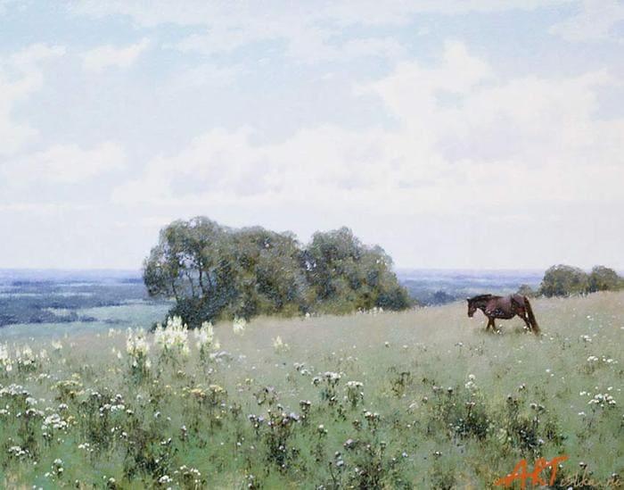 художник Алексей Николаевич Тимошенко картины – 14