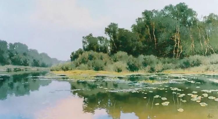 художник Алексей Николаевич Тимошенко картины – 16