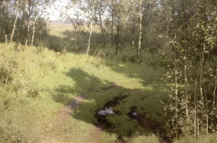 художник Алексей Николаевич Тимошенко картины – 17