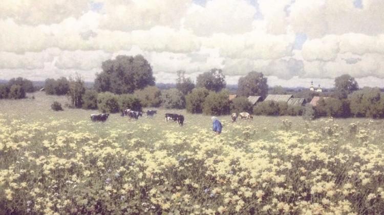 художник Алексей Николаевич Тимошенко картины – 19