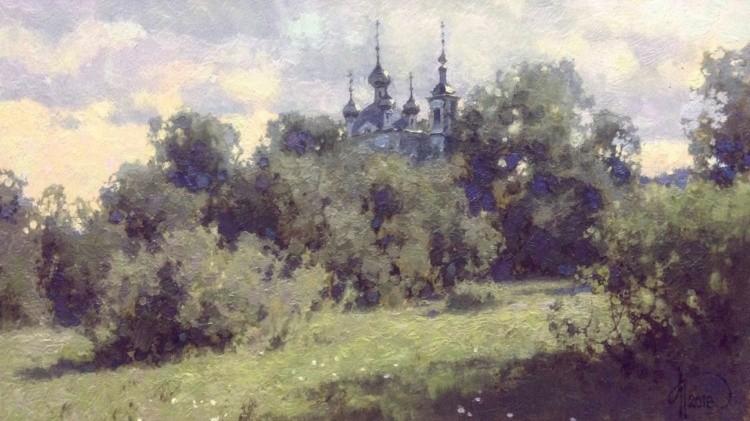художник Алексей Николаевич Тимошенко картины – 33