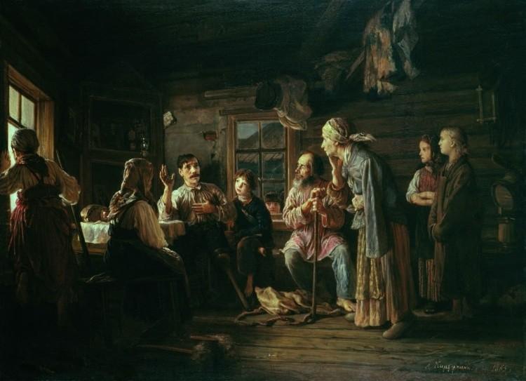 художник Алексей Корзухин картины – 02
