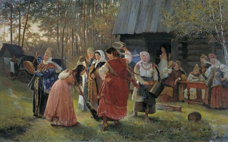 художник Алексей Корзухин картины – 06