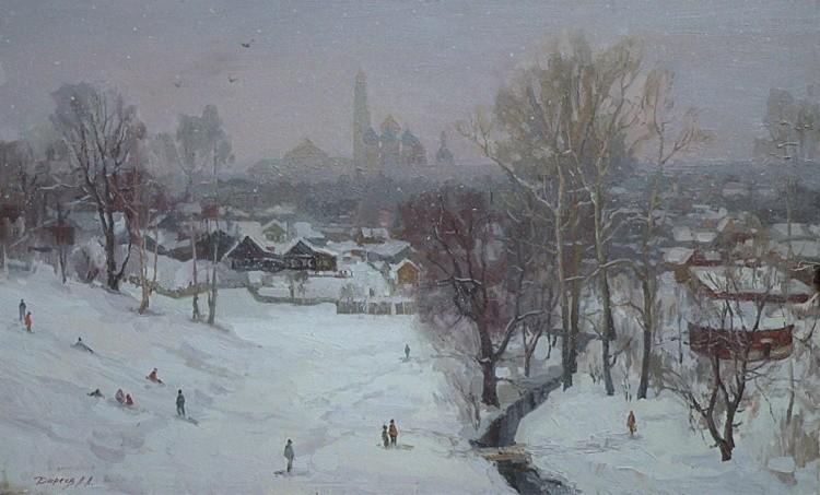 художник Андрей Дареев картины – 03