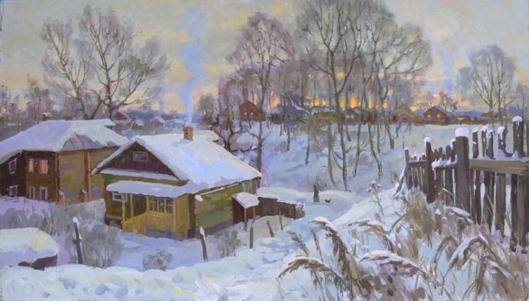 художник Андрей Дареев картины – 08