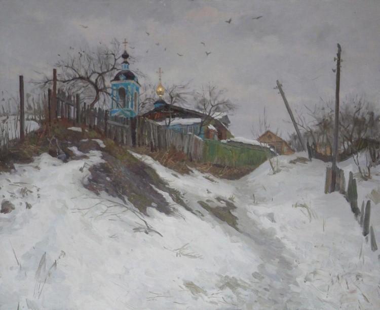 художник Андрей Дареев картины – 13